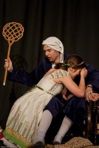 15 2009 Warstein Gymnasium with Magdalena Kleinow as Louison