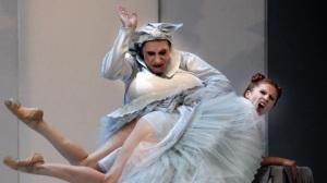 2012 Opera Wroclawska Poland spank Paulina Wos as Lise
