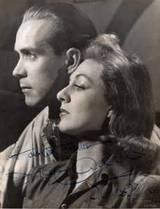 Diana Churchill & Barry Barnes