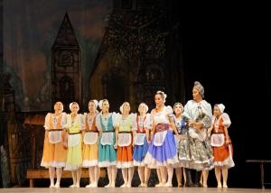 2010 Petrouchka Escola de Ballet