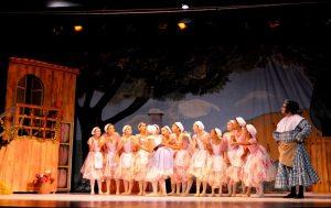 2012 Ballet de la Mar Leonor Rojas Vercelli as Lise 1