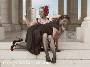 Donigan Pin-Up Zombies