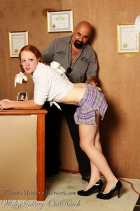 10 Paul Marsik whacks Anastasia Elizabeth Crumpton 00