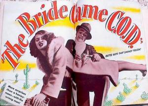 13 Bride Came COD