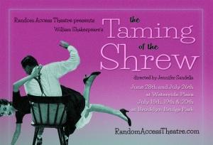 shrew 2014 poster