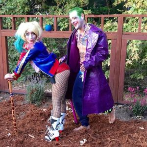 Jessica Rose Greco 2016 Harley and Joker