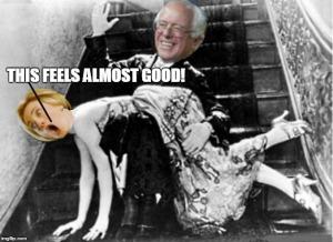 26 Bernie Sanders & Hillary Clinton