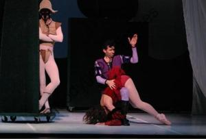 Ballet Austin Shrew Allisyn Paino