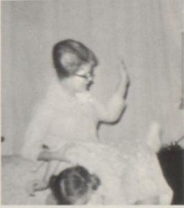 The 1966-67 senior play at Yarbrough High School, Oklahoma