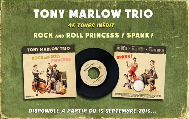 Tony Marlow Trio