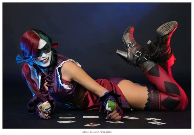 21 Harley Quinn