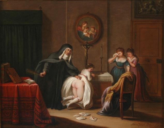01 Adam Johann Braun Maedchenschule 1789