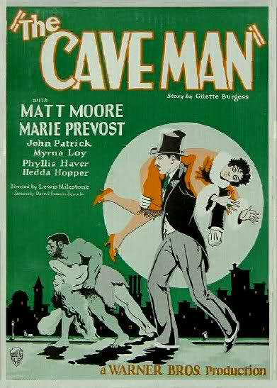 25 The Cave Man 1926