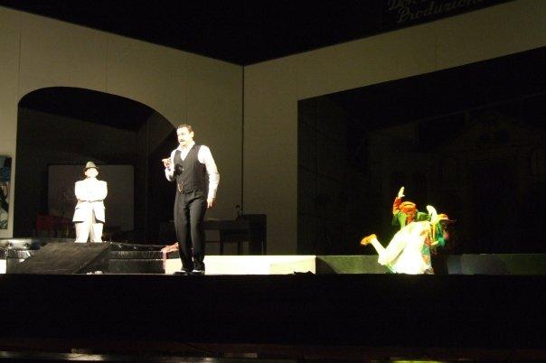 Don Pasquale at Bucharest National Opera 2009